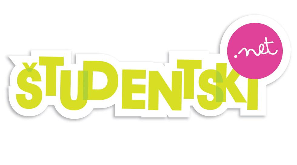 Študentski net izdelava logotipa Lepa rec