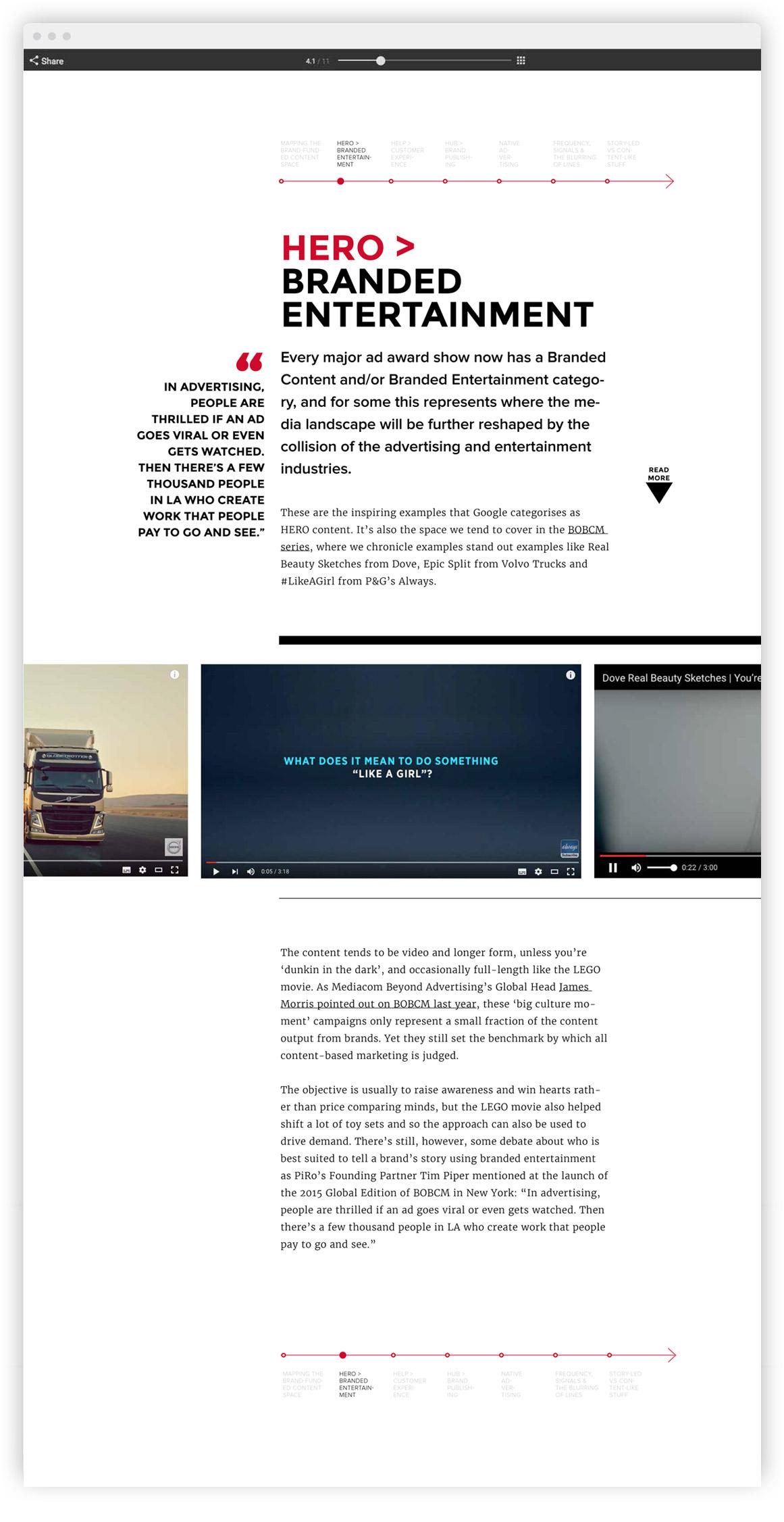 Digitalna revija oblikovanje Lepa reč