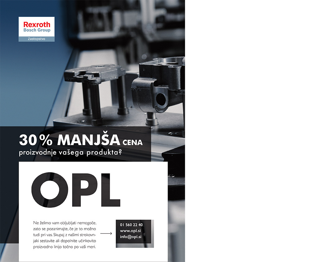Izdelava oglasa OPL avtomatizacije