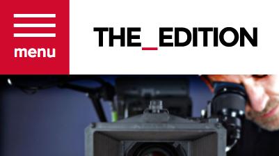 Edition Digital izdelava spletne strani content hub The Edition Lepa reč